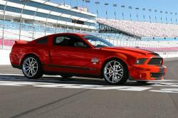 2009 Ford Shelby GT500 #14