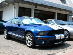 2009 Ford Shelby GT500 #10