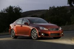 2009 Lexus IS F #22