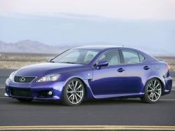 2009 Lexus IS F #20