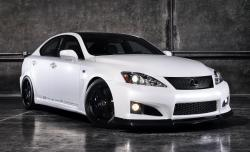 2009 Lexus IS F #24