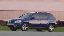 2009 Pontiac Torrent Overview
