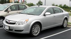 What's new in the 2009 Saturn Aura?