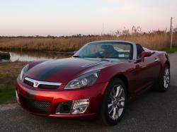 An overview of the 2009 Saturn Sky
