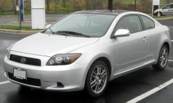2010 Scion tC #11