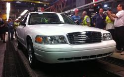 2011 Ford Crown Victoria #17