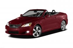 2011 Lexus IS 250 C