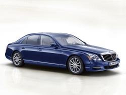 Introducing the 2011 Maybach 57