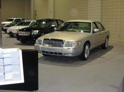 2011 Mercury Grand Marquis #11