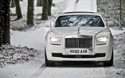 2011 Rolls-Royce Ghost #10