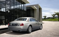 2011 Rolls-Royce Ghost #16