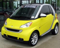 2011 smart fortwo #12