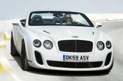 2012 Bentley Continental Supersports Convertible #2