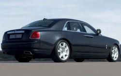 2011 Rolls-Royce Ghost #5