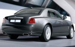 2011 Rolls-Royce Ghost #6