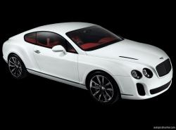 2012 Bentley Continental Supersports