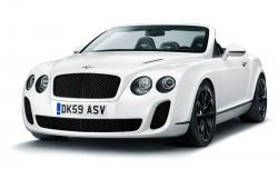 2012 Bentley Continental Supersports Convertible #16