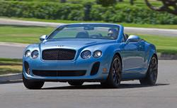 2012 Bentley Continental Supersports Convertible #18