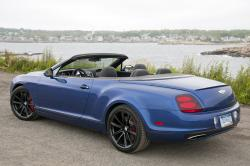 2012 Bentley Continental Supersports Convertible #11