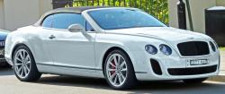 2012 Bentley Continental Supersports Convertible #19