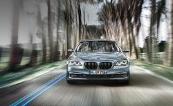 2012 BMW ActiveHybrid 7 #5