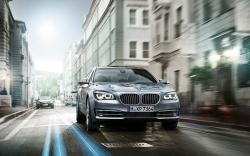 2012 BMW ActiveHybrid 7 #7