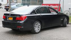 2012 BMW ActiveHybrid 7 #2