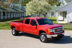2012 GMC Sierra 3500HD #2