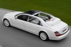 2012 Maybach Landaulet-The Luxury Car