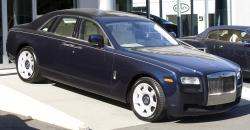 2012 Rolls-Royce Ghost #4