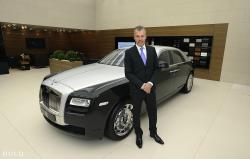 2012 Rolls-Royce Ghost #10