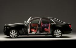 2012 Rolls-Royce Ghost #7