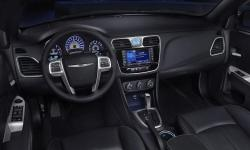 2013 Chrysler 200 #11