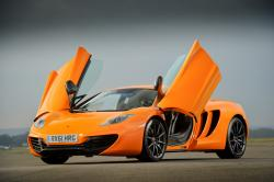 Overview of 2013 McLaren MP4-12C