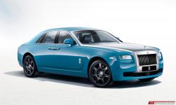 2013 Rolls-Royce Ghost #10