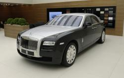 2013 Rolls-Royce Ghost #14