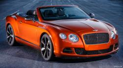 2014 Bentley Continental GT Speed Convertible