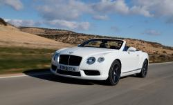 2014 Bentley Continental GTC #9