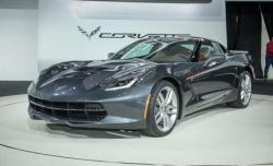 2014 Chevrolet Corvette Stingray #8