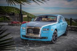 2014 Rolls-Royce Ghost #7