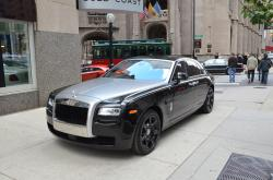 2014 Rolls-Royce Ghost #10