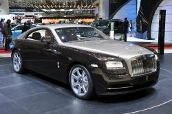 Brief Review of 2014 Rolls-Royce Wraith