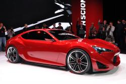 2014 Scion FR-S Convertible #7