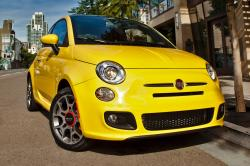 2014 FIAT 500 C Lounge Co interior #4