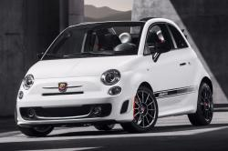2014 FIAT 500 C Lounge Co interior #5