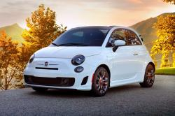 2014 FIAT 500 C Lounge Co interior #3