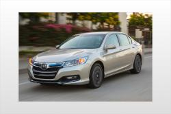 2014 Honda Accord Plug-In Hybrid #7