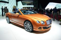 2015 Bentley Continental GT #10