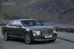 2015 Bentley Mulsanne #2