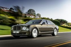 2015 Bentley Mulsanne #3